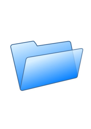 blue-folder